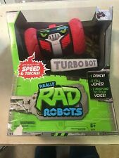 Really RAD Robots - Electronic Remote Control Robot with Voice Command DMG BOX