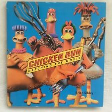 CHICKEN RUN Hand Signed PETER LORD & NICK PARK Movie Production Book FYC Promo