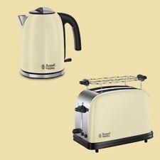 Russell Hobbs Set Colours Plus+ Classic Cream Wasserkocher 1,7 L + Toaster