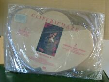 "SEALED 11"" PICTURE DISC~CLIFF RICHARD~TWO HEARTS / YESTERDAY TODAY~EMI UK"