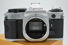 Canon AE-1 Program 35mm Film Manual Camera TESTED WORKING