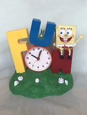 """SpongeBob SquarePants Musical Singing """"Fun� Alarm Clock"""