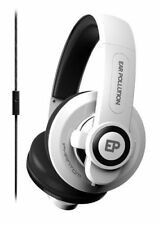 iFrogz Earpollution Phantom Headphones with Mic EP-PHT-WHT - White