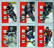 2005-06 Hot Prospects Red Hot #3 Teemu Selanne /100 SET BREAK
