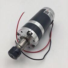 Dc Spindle Motor Er11 Er16 100150180300400450500600w Brushed Cnc Router