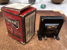 Vintage FERRANTI Transformer Type AF3 With Box