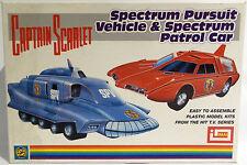 CAPTAIN SCARLET : SPV & SPC MODEL KIT SET MADE BY IMAI (BY)