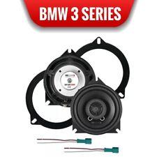 """BMW E90/E91 2006-2011 Custom Fit Door Speakers MB Quart QM100XBMW 4"""" Coaxial"""