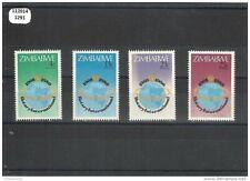 112014/1291 - ZIMBABWE 1980 - YT N° 17/20 ** (MNH) LUXE