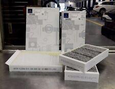 OEM GENUINE MERCEDES BENZ CABIN FILTER HVAC KIT FILTER 13-UP GL X166
