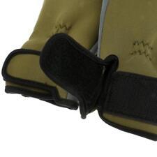 Fingerless Fishing Hunting Sun Gloves Outdoor Sports Sun Protection 50+UPF