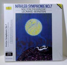 Bernstein MAHLER Symphonie No 7 180g VINYL 2xLP BOX Sealed ANALOGPHONIC Germany