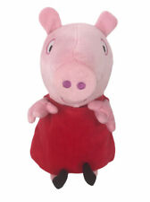 """Peppa Pig 10"""" Giggle & Wiggle Talking Laughing Plush Toy w/Animated Arms & Legs"""