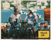 "Chapter Two Lobby Card Movie 14"" W x 11"" L 1979 James Caan Marsha Mason"