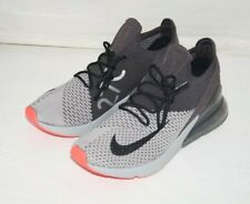 best service 495e6 d5d7d NWOB Authentic NIKE AIR MAX 270 FLYKNIT Grey, Black Running Shoes Size 7.5 M
