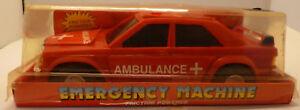 Agglo 13-55 Friction Powered Emergency Machine Mercedes Ambulance Siren & Lights
