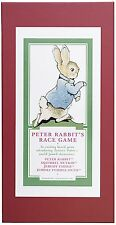 Deluxe Beatrix Potter Limited Edition Peter Rabbit Chase Game Ltd 2000