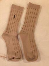 Boys Ralph Lauren Tan Socks Never Worn