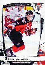 2009-10 Drummondville Voltigeurs #24 Remi Blanchard