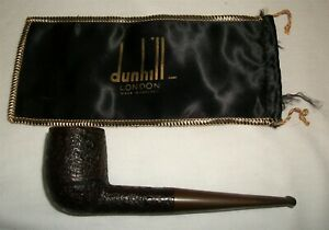 Vintage Dunhill Shell Briar 59 Estate Tobacco Smoking Pipe England 4S