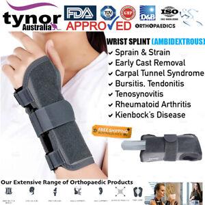 Tynor™ Wrist splint (Ambidextrous), Tendonitis, kienbock's disease,Bursitis CTS