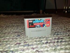 Pinball Fantasies Super Nintendo SNES Cartridge PAL