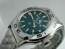 RUSSIAN  VOSTOK AUTO AMPHIBIAN SCUBA WATCH #10059 NEW