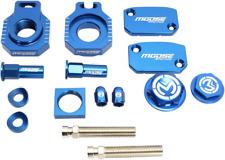 Moose Racing Bling Pack CNC Aluminum Blue For 14-16 Husqvarna FE 250 350 450 501