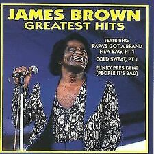 James Brown - Greatest Hits [Polygram] by Brown, James