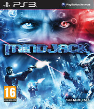 Mindjack PS3 Playstation 3 IT IMPORT SQUARE ENIX
