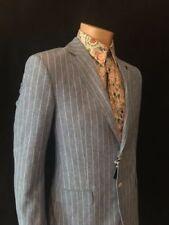 Linen Summer Regular Size Coats & Jackets for Men