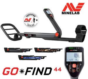 Minelab GO-FIND 44 Metalldetektor