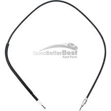 One New Ate Parking Brake Cable Rear 58401 for Volkswagen VW Touareg