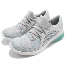 Asics Gel kenun Knit mujeres de entrenamiento Zapatillas Zapatos Gris T882N8896 UK Size 8