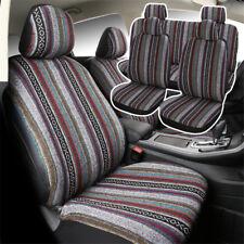 Universal bunt Streifen Auto Sitzbezug Sitzbezüge KFZ Schonbezüge waschbar NEU