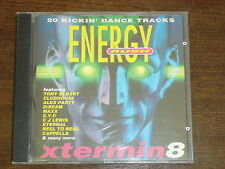 ENERGY RUSH Xtermin8  Compil CD