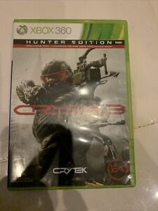 Crysis 3 Hunter Edition - Xbox 360 Game - Complete 🔥