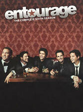 Entourage: The Complete Sixth Season DVD