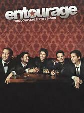 Entourage: The Complete Sixth Season DVD 3-Disc Set COMPLETE BUY 2 GET 1 FREE