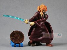 Hasbro Star Wars 1:32 Toy Soldier Action Figure Jedi Knight PLO KOON S163