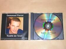CD AUDIO-LIVRE / TROUBLE DE L'EVEIL / EMMANUEL PIERRAT / TRES BON ETAT