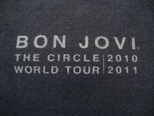 Bon Jovi The Circle World Concert Tour Classic 2011 Rock Music Print T Shirt S