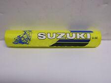 "SUZUKI BAR BAR PAD 10"" LONG MOTOCROSS / ENDURO DR / DRZ /RM - BC29554 - T"