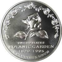 1997 P $1 US Botanic Garden Commemorative Silver Dollar Choice Uncirculated