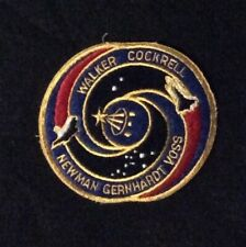 Halloween Astronaut Space Zombie Costume Grade STS-69 (WSF). NASA Patch 1 off