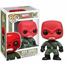 Red Skull - Marvel Universe Captain America Funko POP Vinyl Figure #07