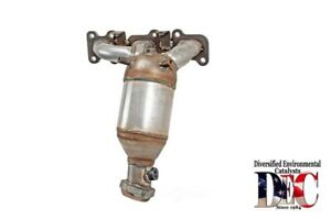 Catalytic Converter with Integrated Exhaust Manifold Right,Front Right FOR20674R