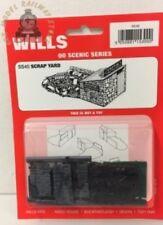 Wills SS40  Scrap Yard - OO Gauge