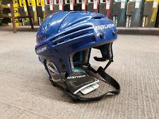 New Bauer 7500 Hockey Helmet (Royal Blue Small)