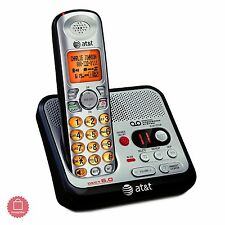 Home Phone With Answering Machine For Seniors Caller Id Cordless Wall Table Att